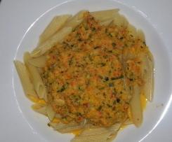 Gemüsesosse für Nudeln