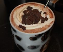 Kokos-Trinkschokolade