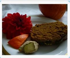 Kürbis-Gewürz-Kuchen, Saftig und Würzig