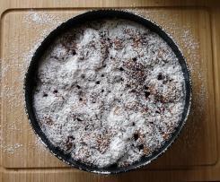 Kirsch-Brownie-Kuchen