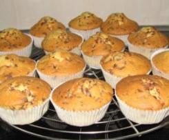 Schokoraspel-Muffins