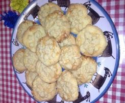 Karamell-Streusel-Kekse