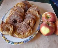 Gebackene Apfelringe Aus dem Buch So geniest Österreich