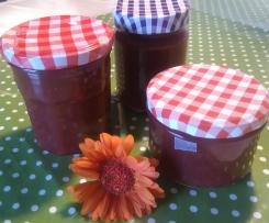 Rhabarber-Vanille-Marmelade