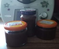 Zwetschgen Marmelade mit Vanille und Zimt