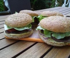 Burger Brötchen kalorienreduziert