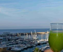 Grün, gesund, lecker!