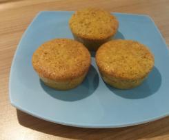 Low Carb Möhrenmuffins Karottenmuffins