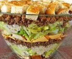 Hamburger Salat
