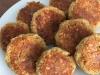 Kichererbsen-Erdnuss-Bällchen