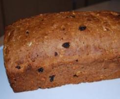 Dinkel-Müsli-Brot