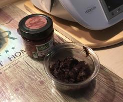 Kokos - Aufstrich mit Kakao und Dattelsirup