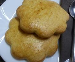 Milch Cookies aus meiner Kindheit.