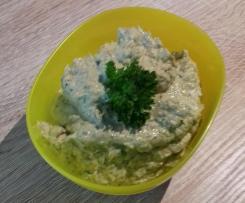Thunfisch-Frischkäse-Creme (ketogen)