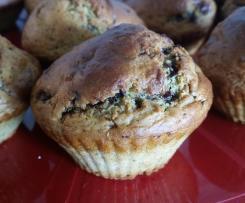 Variation Yogurette-Muffins fettarm / kalorienreduziert