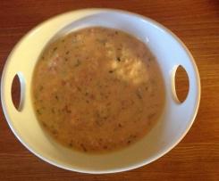 Joghurtdressing mit Senf