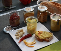 Currycreme, -dip, -aufstrich - vegan