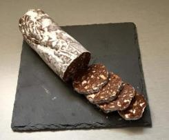 Schokosalami - Le saucisson au chocolat