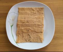 Lasagneplatten Low Carb, glutenfrei
