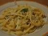 Pasta Quattro-Formaggi (Vier-Käse-Soße)