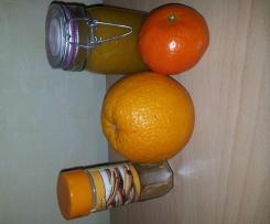 Wintermarmelade Orangern-Mandarinen-Zimt