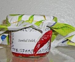 Sambal Oelek Variante 2