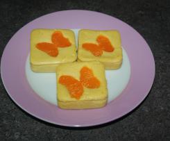 Käsekuchen Muffins ohne Einfallen
