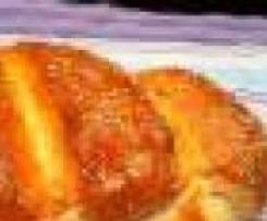 Weißbrot mit Sesam hmmm..