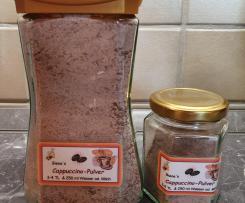 Biene's Cappuccinopulver auf  Vorrat