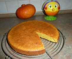 gladdy88: Hokaido-Kürbiskuchen süß - schnell und einfach