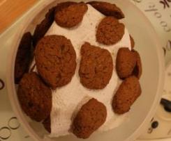 Variation von Schokoladencookies (nicht nur zu Weihnachten)