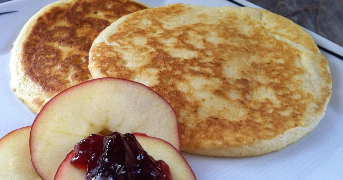 fluffy pancakes luftige pfannkuchen rezept des tages 24 von cattie ein thermomix. Black Bedroom Furniture Sets. Home Design Ideas