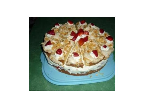 Erdbeer Mascarpone Torte Von Kochsuse Ein Thermomix Rezept Aus