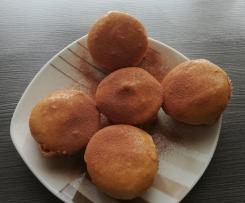 Mohn Muffins mit Karamell