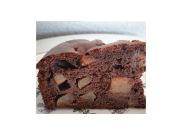 Schoko Birnen Kuchen Von Delphinia31 Ein Thermomix Rezept Aus Der