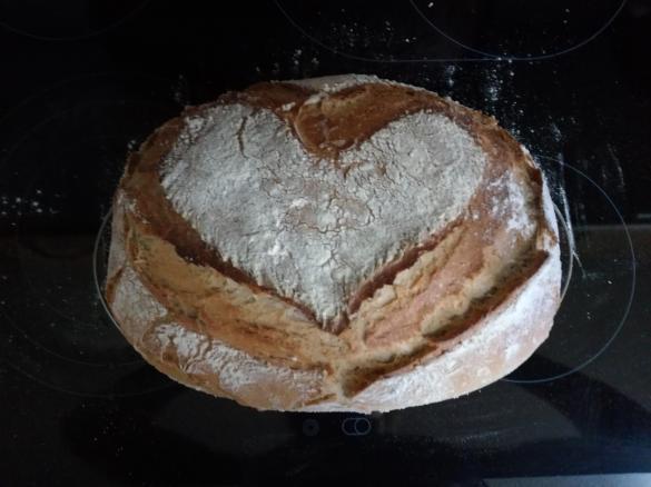 Variation Friss Dich Dumm Brot 1 2 Menge Von Nadine5577 Ein