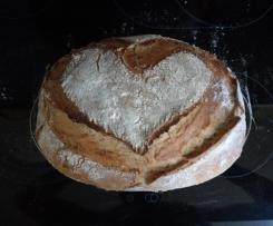Variation Friss dich dumm Brot 1/2 Menge