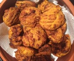 Kürbis-Schoko-Kekse-Cookies vegan, schnell u lecker, laktosefrei,