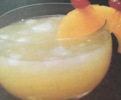 Cobbler von Ananas