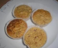 Apfelkuchen/ Apfelmuffin  WW ohne Fett  2PP
