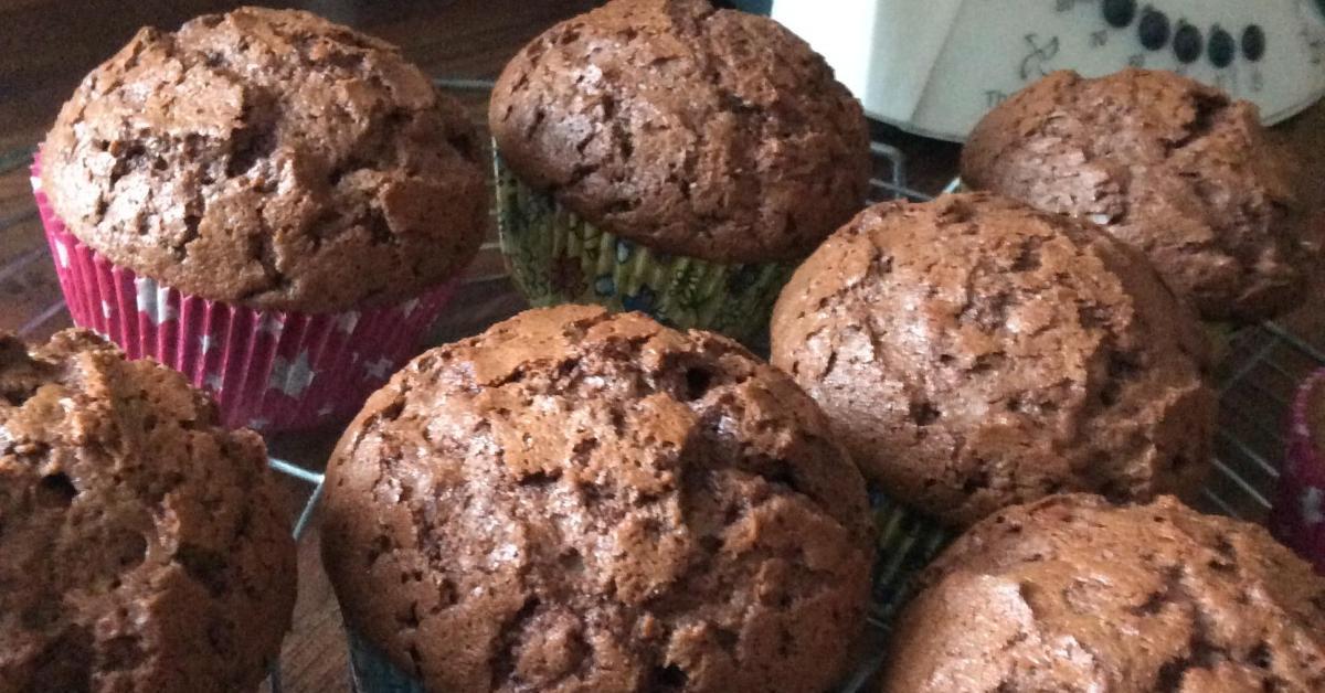 schnelle muffins von m4nu ein thermomix rezept aus der kategorie backen s auf www. Black Bedroom Furniture Sets. Home Design Ideas