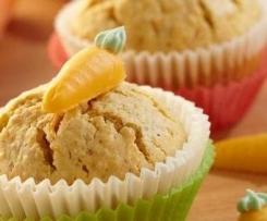 Rübli Muffins (von Dr. Oetker)