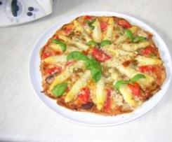 Variation von PIZZATEIG (ITALIENISCH)
