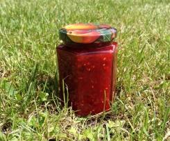 Himbeer- Grapefruit- Zwetschgen- Fruchtaufstrich