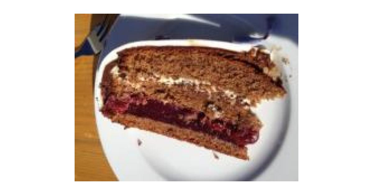 Kirsch Straciatella Torte Von Phylllis152 Ein Thermomix Rezept