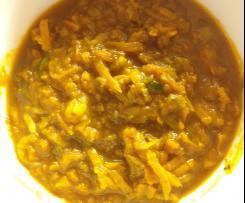 Sauce Bolognese mit Möhren- und Zucchini-Nudeln