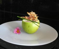 Sellerie-Apfel-Cremesuppe