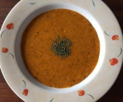 Türkische Suppe / Ezogelin Çorbası