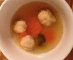 Bibis Suppenklößchen