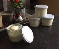 cremiger Joghurt nach Jean-Pütz Methode